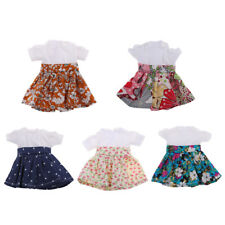 Doll Dress Skirt Clothes for 12 inch Blythe Pullip Azone Barbie Momoko Doll Accs