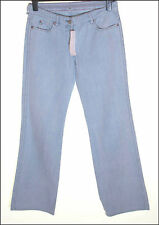 Bnwt Women's French Connection Corduroy Trousers Jeans Blue New Fcuk