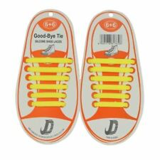 12pcs/Pair Children Shoelaces No Tie Shoelaces Shoes Laces Elastic Silicone Shoe