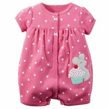 Baby Rompers Summer Baby Girl Clothes 2017 Baby Girl Dress Cotton Newborn Baby C