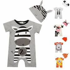 Baby Boy Clothes 2017 Summer Baby Girls Clothing Sets Cotton Baby Rompers Newbor