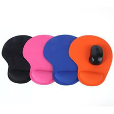 Gaming Office Mouse Pad Mat Mousepad with Gel Rest Wrist Support Design for PC