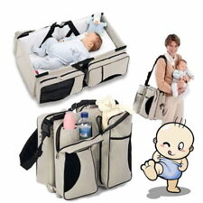 3 in 1 Portable Travel Bag Baby Infant Folding Bed Multi-purpose use Carrycot