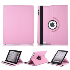PU Leather 360° Rotating Smart Stand Case Cover For Apple iPad Mini 1 2 3 Air 2