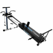 Bayou Fitness Total Trainer Pro Reformer Home Gym