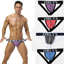 Men's Underwear/G-Strings&Thongs Jock strap Sexy Triangle Exposed Buttock Shorts