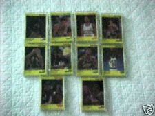 1990 STAR CO BASKETBALL COURT KINGS COMPLETE SET #421