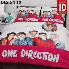 Brand New 'ONE DIRECTION' Quilt Cover Single / Queen Bed Quilt Cover FREE POST