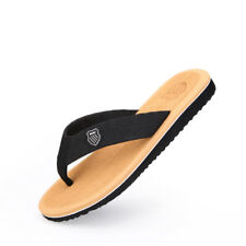 Mens Flip Flops Fashion Slippers Shoes Comfortable Thong Sandals Casual Shoe