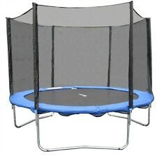 Woodworm 6ft, or 10ft Trampoline - Safety Net/Ladder/Cover