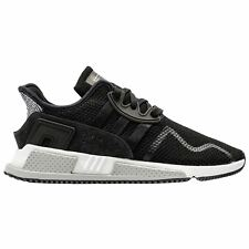 Adidas EQT Cushion ADV Core Black Footwear White Mens Low-top Sneakers Trainers