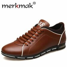 New 2017 Luxury Brand Men Shoes England Trend Casual Leisure Shoes Leather Shoes