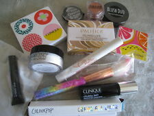 All Makeup:Travel size & Sample, Free Shipping: Gel Liner,Blush Brush,Eye Shadow
