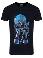 Ready Player One Iron Giant Men's Navy T-shirt