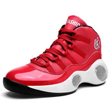 Mens Sneakers High Top Basketball Shoes Outdoor Performance Athletic Sneakers