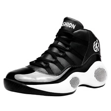 Mens Outdoor Performance Athletic Sneakers Sneakers High Top Basketball Shoes