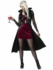 Blood Thirsty Beauty Vampire Vampires Female Vampiress Twilight Womens Costume