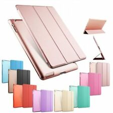 "For iPad 9.7"" (2017)  iPad 4 5 Air Magnetic Ultra Slim Smart Leather Stand Case"