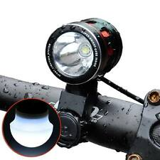 Ultra Bright Bike Front Light USB Rechargeable Bicycle Cycling T6 LED HeadLamp