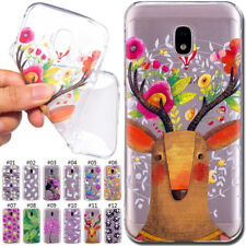 Protective Silicone TPU Soft Skin Back Shockproof Cover Case For Samsung Galaxy