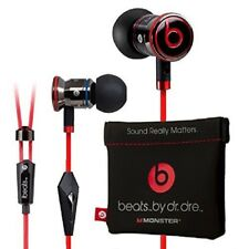 Original Monster iBeats by Dr. Dre In Ear Headphones Earphone with Control Talk