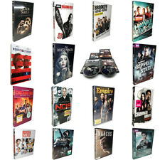 The Complete DVD TV Show Series:Lucifer,One Tree Hill, Sons of Anarchy Box Set