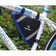 Cycling Bike Storage Pouch MTB Mountain Bike Front Frame Head Pipe Triangle Bag