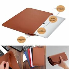 """PU Leather Laptop Sleeve Bag Case Cover For Apple MacBook Air 11.6"""" /Macbook 12"""""""