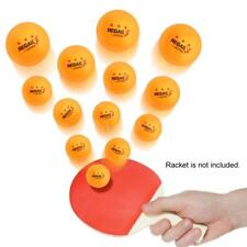 60Pcs 3-Star 40mm New Practice Ping Pong Balls Table Tennis Beer Pong Ball S7Q0