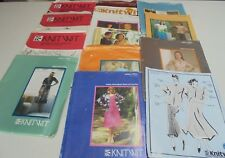 Choose A KNITWIT Sewing Pattern Knit Wit UNCUT Sizes FROM  SZ 6 to 26