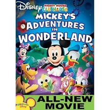 Mickey Mouse Clubhouse: Mickeys Adventures In Wonderland (DVD, 2009)