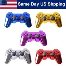 Wireless Remote Gamepad Controller for PS3 Playstation 3 Bluetooth Replacement