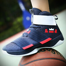 Men's Shoes High Top Basketball  Sneakers Outdoor Performance Athletic Sneakers