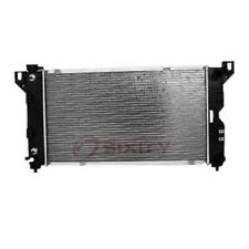TYC Radiator Assembly - 1997-2000 Plymouth Voyager 2.4L L4 3.0L V6 3.3L V6 nd (Fits: Plymouth Voyager)