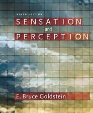 Sensation and Perception by E. Bruce Goldstein (2013, Hardcover / Mixed Media)