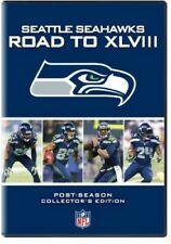NFL: Seattle Seahawks: Road to XLVIII (DVD, 2014, 3-Disc Set)  BRAND NEW
