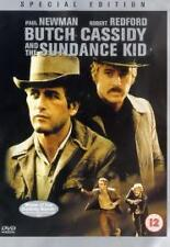 BUTCH CASSIDY AND THE SUNDANCE KID - NEW / SEALED DVD - UK STOCK