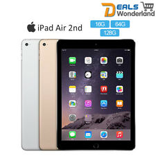New Apple iPad Air 2nd 16/32/64GB  (Wifi Only) Retina PC Tablet in Sealed Box