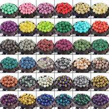 Bulk Gemstones II natural spacer stone beads DIY 4mm 6mm 8mm 10mm jewelry design