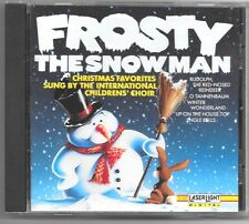 Frosty the Snowman by Various Artists (CD, Sep-1997, Laserlight) Plays Well