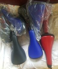Nos Velo and Cionlli seats , old school bmx , mid school bmx , 3 colours