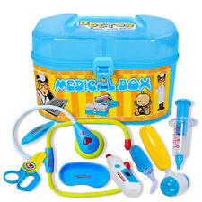 Medical Toy For Kids Doctor Toys Set Simulation Doctor Set With Stethoscope