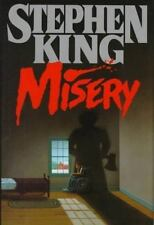 Stephen King Misery 1st edition. 1st Printing.