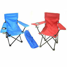 Redmon Kids Folding Camp Chair (Combo of Blue and Red)