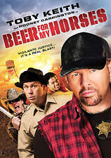 Beer for My Horses DVD-Toby Keith-Rodney Carrington