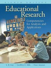 Educational Research : Competencies for Analysis and Applications by Geoffrey M…