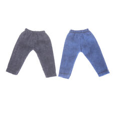 Doll Leggings For Obitsu11 OB11 1/12 BJD Doll Jeans Pants Clothes Accessories TO