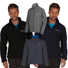 REGATTA CERA III MENS SOFTSHELL JACKET WATER REPELLENT RML107