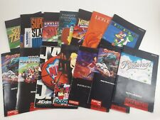 SNES Manuals Complete Your Games! FREE SHIPPING