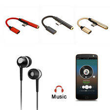 90°Type C To 3.5mm Jack Headphone AUX Adapter Audio Converter Charging Cable PR1